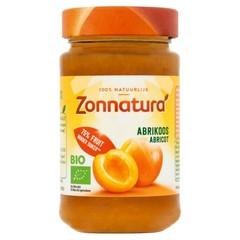 Zonnatura Fruitspread abrikoos 75% (250 gram)