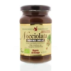 Nocciolata Hazelnootpasta zonder melk (270 gram)
