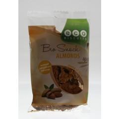 Ecobiscuit Spelt amandelbiscuit (40 gram)