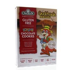Orgran Dierenkoekjes chocolade (175 gram)