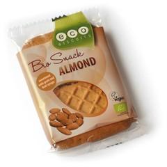 Ecobiscuit Amandel biscuit (45 gram)