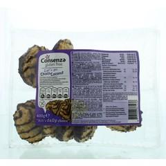 Consenza Kokosmacronen met chocolade (400 gram)