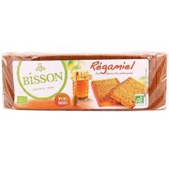 Bisson Regamiel honing-kruidkoek voorgesneden (300 gram)