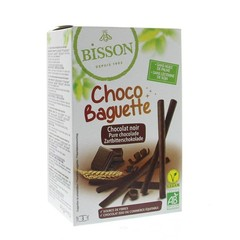 Bisson Baguettes chocolade (120 gram)