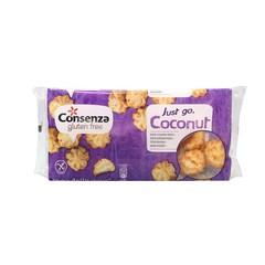 Consenza Mini kokosrotsjes (250 gram)