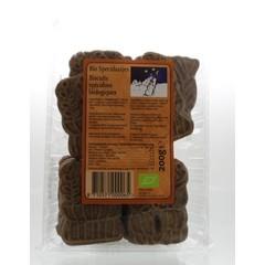 Interbanket Speculaasjes met suiker (200 gram)