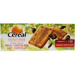 Cereal Koekjes melk/chocolade (230 gram)