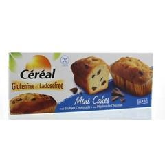 Cereal Cake mini choco glutenvrij (230 gram)