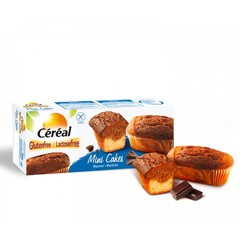 Cereal Cake mini marmer glutenvrij (200 gram)