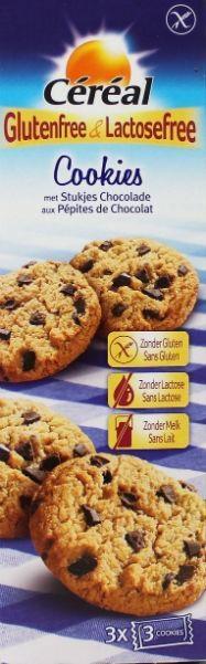 Cereal Cereal Cookies choco glutenvrij (150 gram)