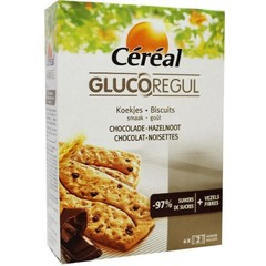 Cereal Biscuits choco hazelnoot (150 gram)