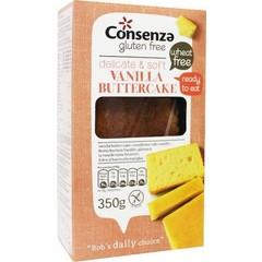 Consenza Roomboter cake vanille (350 gram)