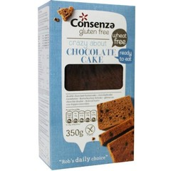 Consenza Double chocolate cake (350 gram)