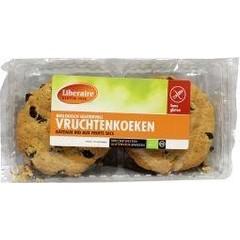 Liberaire Vruchten koeken (170 gram)