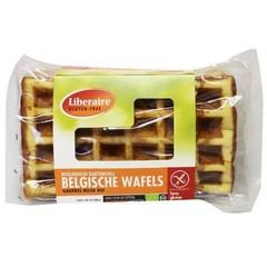 Liberaire Belgische wafels (2 stuks)