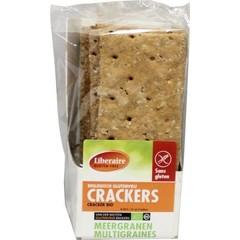 Liberaire Crackers meergranen (250 gram)