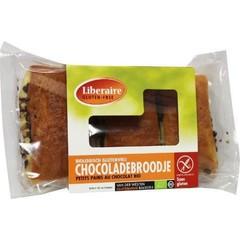 Liberaire Chocolade broodjes (3 stuks)