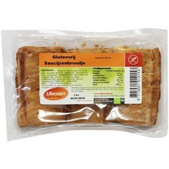 Liberaire Saucijzenbroodjes (3 stuks)