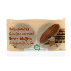 Terrasana Honingwafels (175 gram)