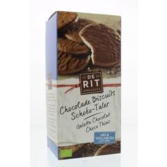 De Rit Chocolade wafeltje melk (125 gram)