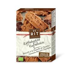 De Rit Koffiekoeken chocolade (165 gram)