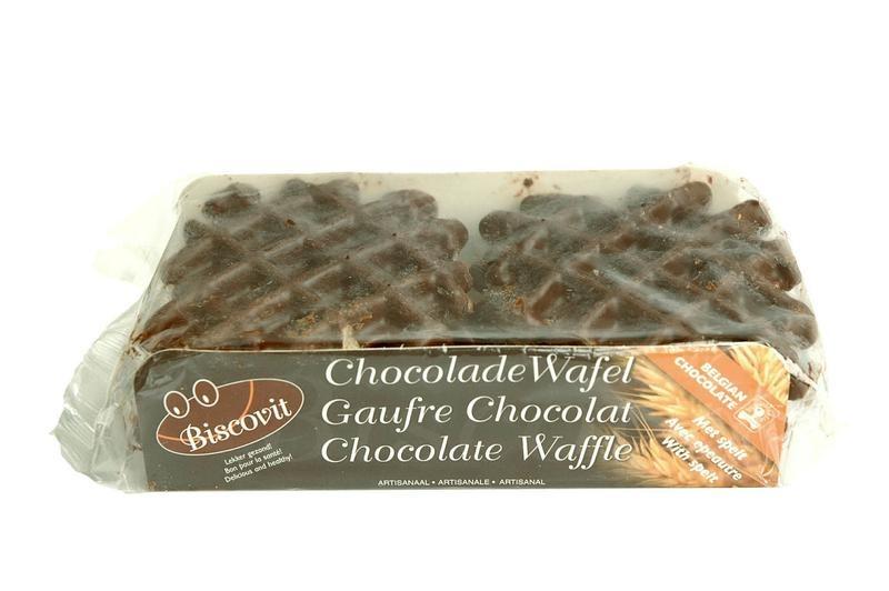 Biscovit Biscovit Chocolade wafel (185 gram)