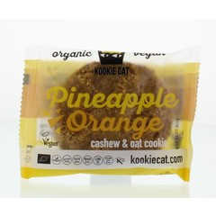 Kookie Cat Pineapple orange (50 gram)