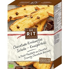 De Rit Chocolade krokantjes (120 gram)