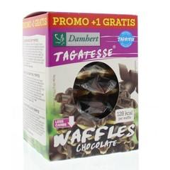 Damhert Wafels chocolade (150 gram)