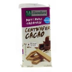 Damhert Centwafers chocolade (150 gram)