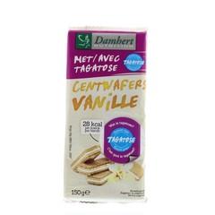 Damhert Centwafers vanille (150 gram)