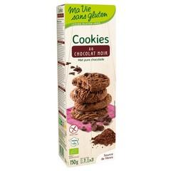 Ma Vie Sans Koekjes met pure chocolade bio - glutenvrij (150 gram)