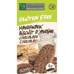 Damhert Haverkoek chocolade (160 gram)