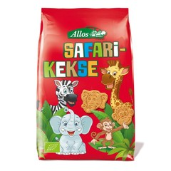 Allos Safari koekjes (150 gram)