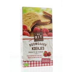 De Rit Boomgaard koekjes framboos (175 gram)