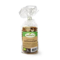 Bountiful Spelt mueslikoeken bio (250 gram)