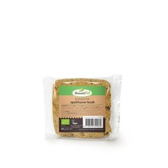Bountiful Spelthaver koek bio (50 gram)