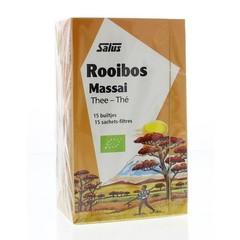 Salus Massaithee rooibos (15 zakjes)