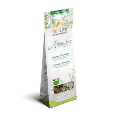 Aromaflor Drainage eliminatie thee bio (75 gram)