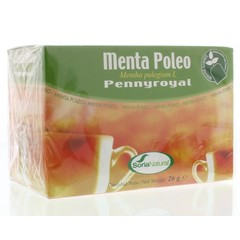 Soria Poleo mentha poleimunt (20 zakjes)