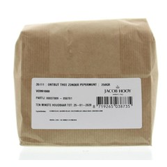 Jacob Hooy Ontbijtthee zonder pepermunt (250 gram)