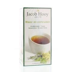 Jacob Hooy Blaas en nier thee (20 zakjes)