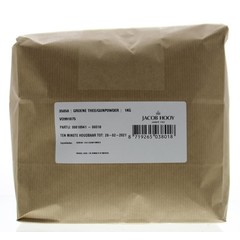 Jacob Hooy Groene thee / gunpowder (1 kilogram)