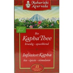 Maharishi Ayurv Kapha theezakjes organic (15 zakjes)