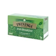 Twinings Irish breakfast enveloppe zwarte thee (25 stuks)