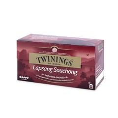 Twinings Lapsang souchong envelop zwart (25 stuks)