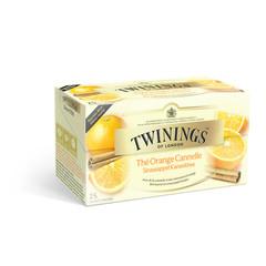 Twinings Sinaasappel kaneel thee (25 zakjes)