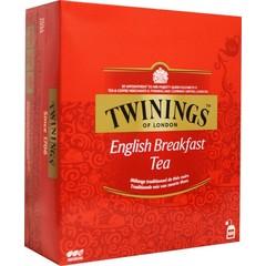 Twinings English breakfast tag (100 stuks)
