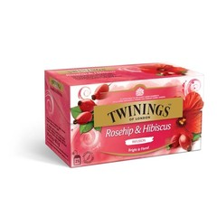 Twinings Infusions rosehip (25 zakjes)