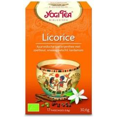 Yogi Tea Licorice Egyptian (17 zakjes)